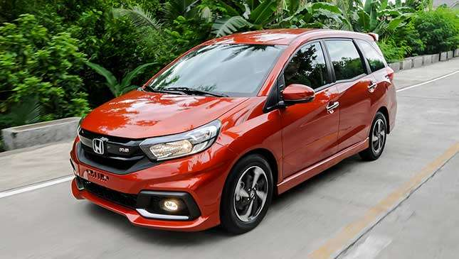 The Honda Mobilio Refresh And New Rs Variant Is Now In Ph