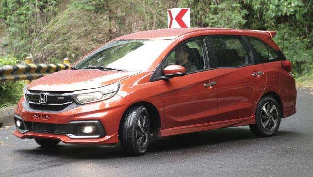 Heres Whats New With The Updated Honda Mobilio RS