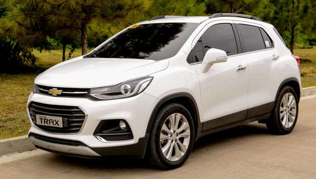 5 Ways The New Chevrolet Trax Improves On Its Formula