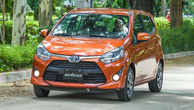 Toyota Wigo 2019 Specs Prices Features