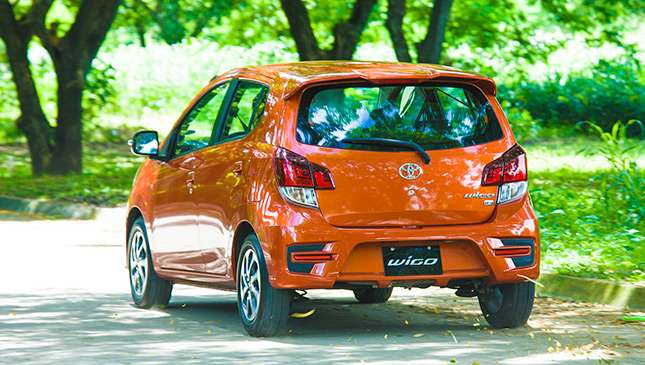 Wigo 2018 Specs >> Toyota Wigo 2017 Philippines: Review, Specs & Price | Drives | Top Gear Philippines