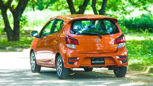Toyota Wigo 2017 Review Philippines >> Toyota Wigo 2017 Philippines: Review, Specs & Price | Drives | Top Gear Philippines