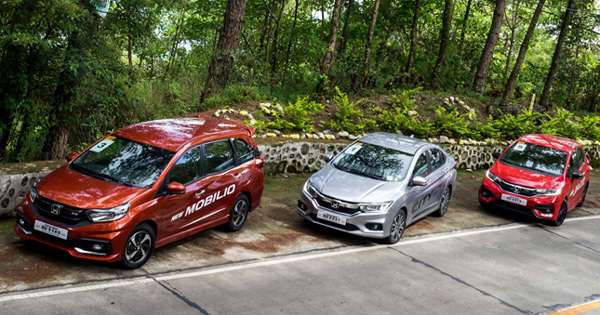 Honda Mobilio Review Top Gear Philippines