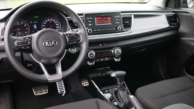 Can the all new kia rio keep up with an active lifestyle crop of subcompact four wheel appliances i particularly like the side profile with its chiseled flanks and prominent character lines fandeluxe Image collections
