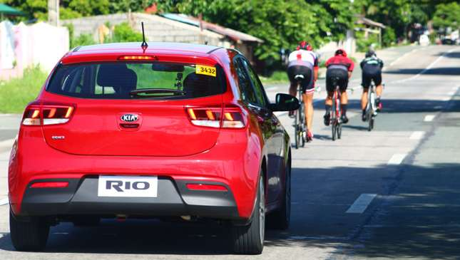 Can the all new kia rio keep up with an active lifestyle aside from the usual test drive the crew from kia would take me to some fun places too fandeluxe Image collections