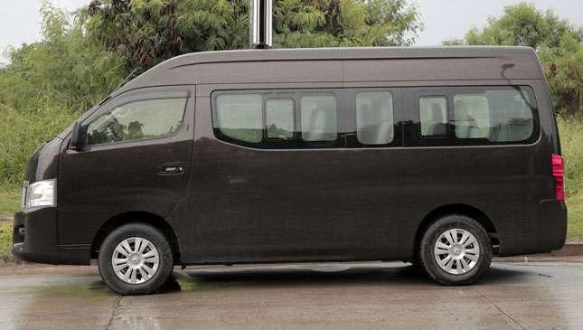 00bdac87e1 Review  Nissan Urvan Premium  specs