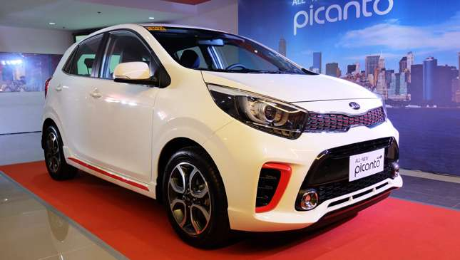 Kia Picanto: Affordable in Philippine Local Market