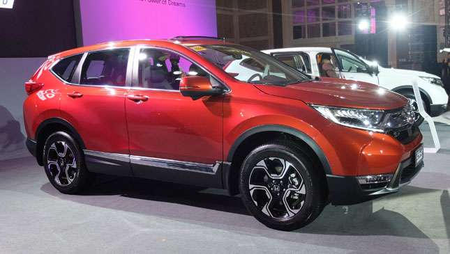8 Things You Might Not Know About The All New Honda CR V