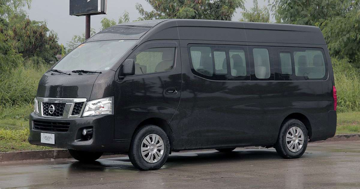 Articles About Full Size Van