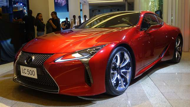 Here S How Much Lexus Cars Will Cost With The New Excise Taxes