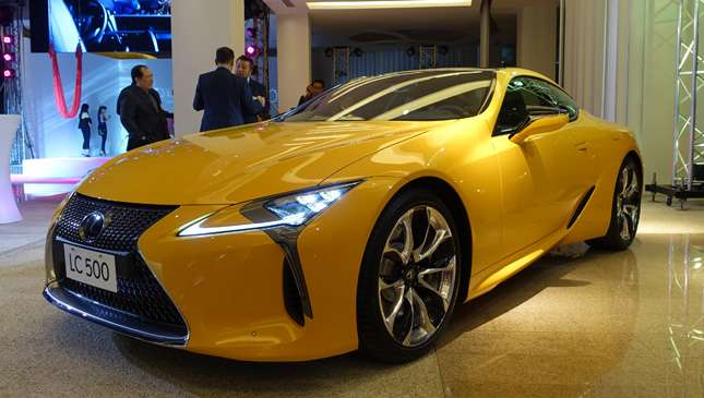 Good In The Metal The LC500 Looks Like A Concept Car That Magically Bypassed All  The Bean Counters And Killjoys Who Typically Water Down A Great Design.