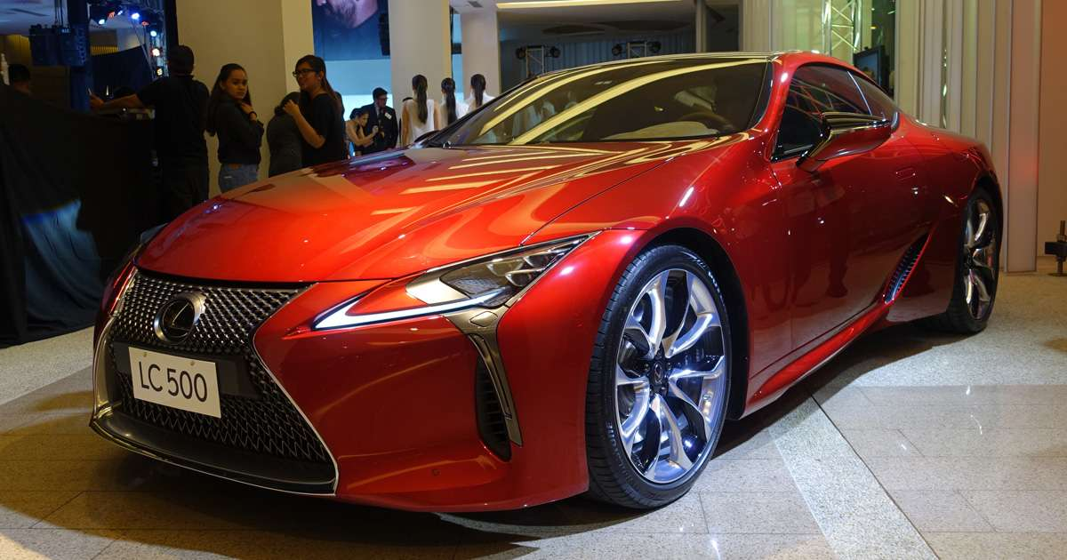 here 39 s how much lexus cars will cost with the new excise taxes. Black Bedroom Furniture Sets. Home Design Ideas