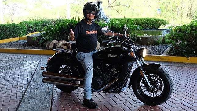 Indian Scout Sixty: review, specs, price