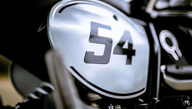 Ducati Scrambler Cafe Racer Relives Retro Era