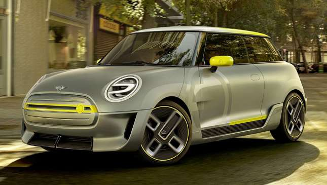 Are You Ready For An Electric Mini Top Gear Philippines