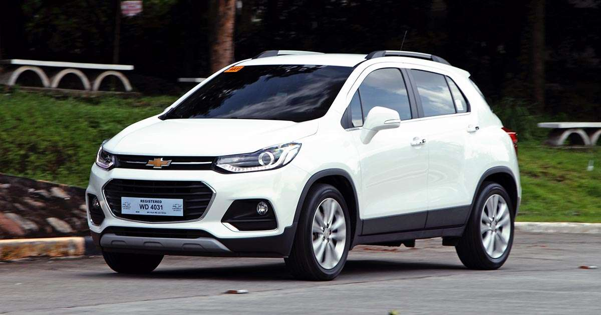Review: Chevrolet Trax 1.4T LT: review, specs, price