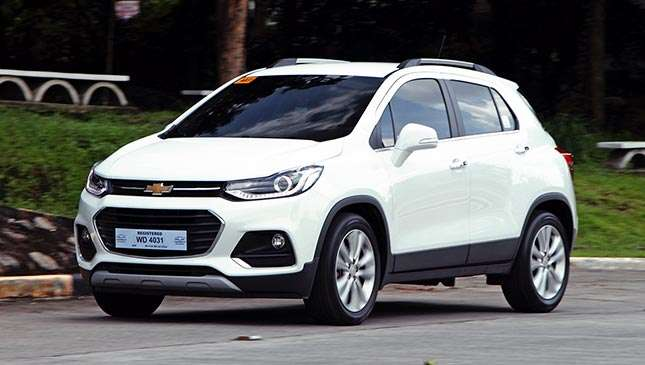 Review Chevrolet Trax 1 4t Lt