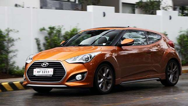 Hyundai Veloster GDI Turbo: Review, Specs, Price | Drives | Top Gear  Philippines