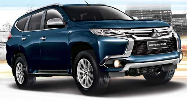 Test Drive A Mitsubishi Montero Sport Or Strada This Weekend Top