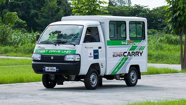 Suzuki Super Carry Vs Tata Ace Ht Review Comparo