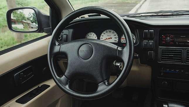 Isuzu Crosswind, Mitsubishi Adventure