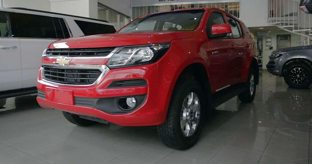 Chevy Philippines Price List >> Chevrolet Trailblazer | Top Gear Philippines