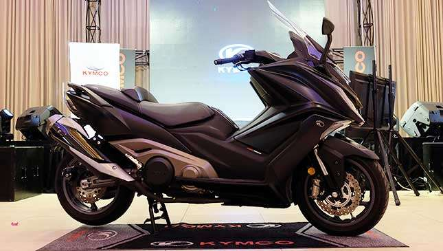 Kymco Philippines: AK 550 Poised to Dethrone Yamaha Tmax