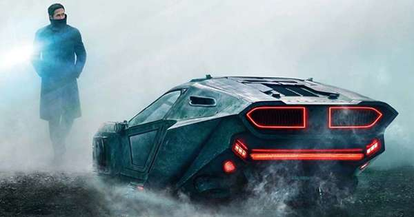 Blade Runner's cars look depressing...and that's a good thing