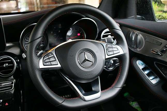 Mercedes-AMG GLC43