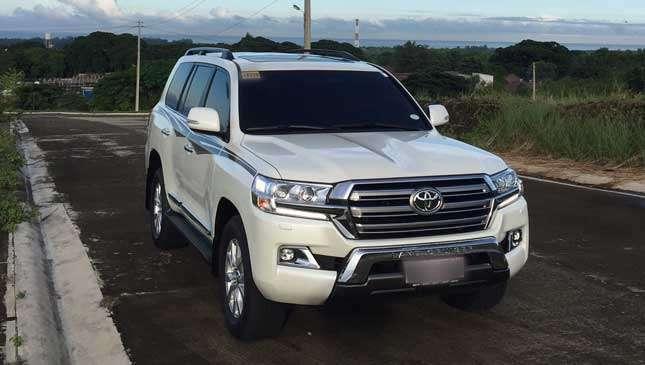 Toyota Land Cruiser 2018 Specs Prices Features