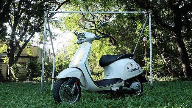 The Vespa Sprint 150 is your best ride for the daily grind