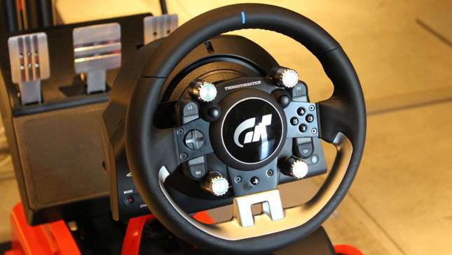 This is the setup you want if you plan to take GT Sport