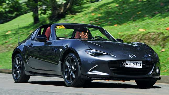 Mx 5 Rf Price >> Mazda Mx 5 Rf Review Specs Price