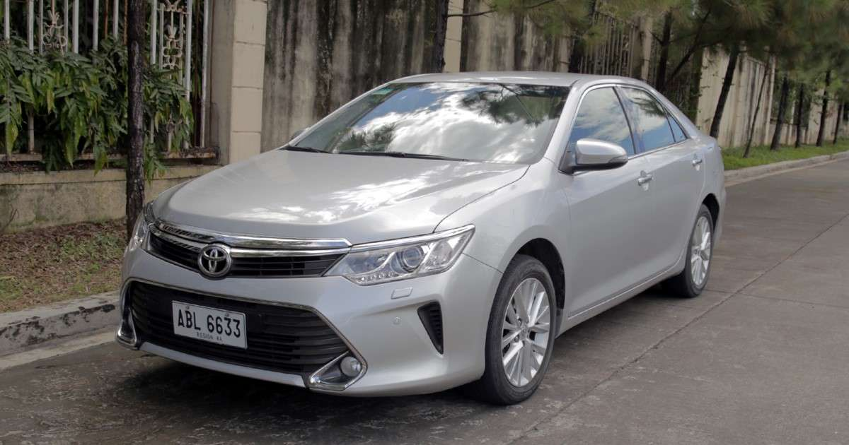 Toyota Camry Top Gear Philippines