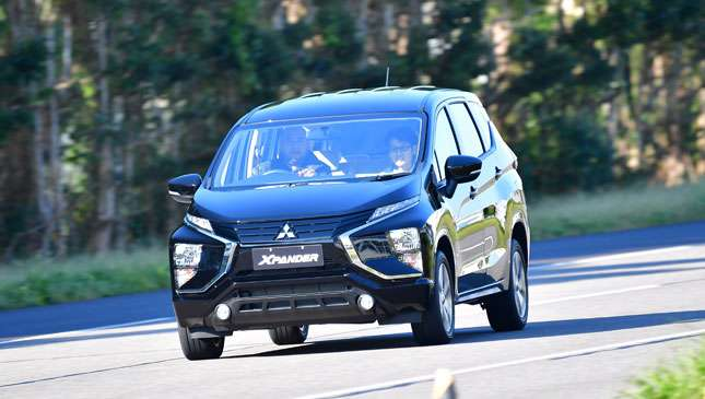 Mitsubishi Xpander 2019 Specs Prices Features