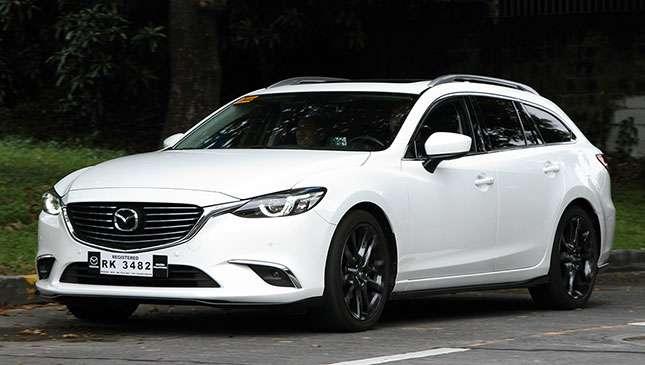 Review Mazda 6 Sports Wagon