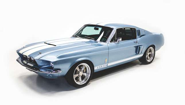 Revology brings back the 1967 Shelby GT500