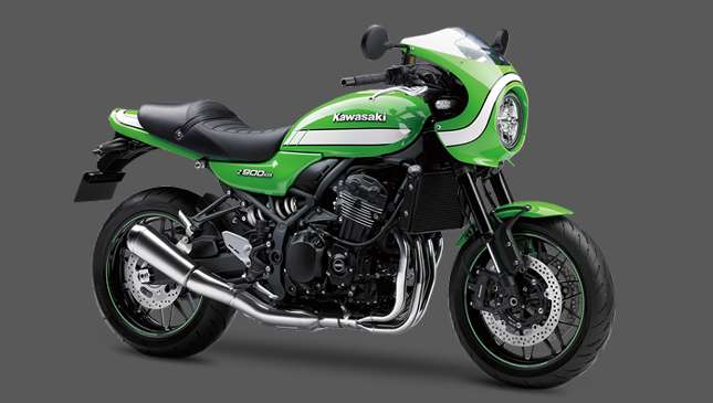 The Kawasaki Z900RS Cafe Is A Retro Take On Modern Motorcycle