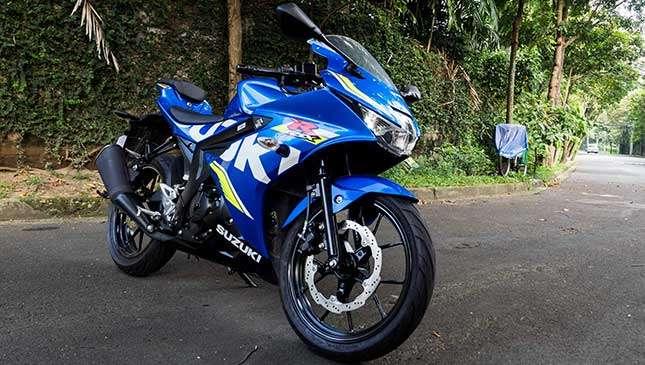 Suzuki GSX-R150: review, specs, price