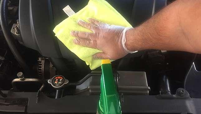Should I go for an engine wash or engine detail?