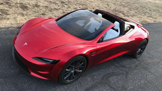 Tesla Has Caught The Rest Of World On Hop Again Meet New Roadster First Things It S Very Fast Here Are Numbers 0 100kph In