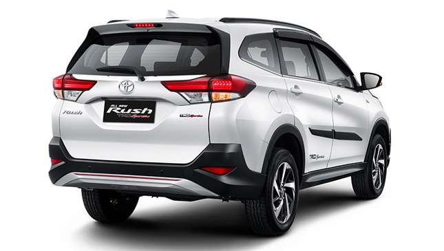 Image result for toyota rush