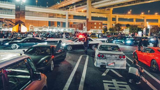 The Worlds Wildest Car Meet Is Definitely A Sight To Behold - Car meet