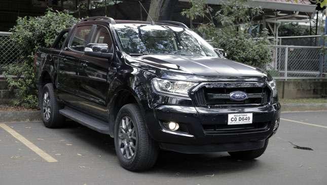 Review Ford Ranger Fx4 At
