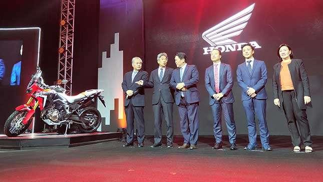 Honda Cbr1000rr Top Gear Philippines