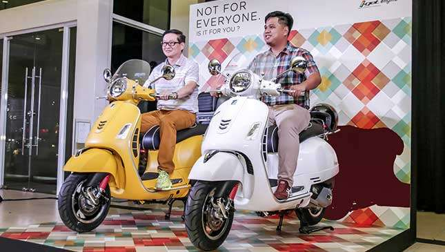 Vespa Ph Unleashes Upgraded Gts Super 300 And Gts Super 150