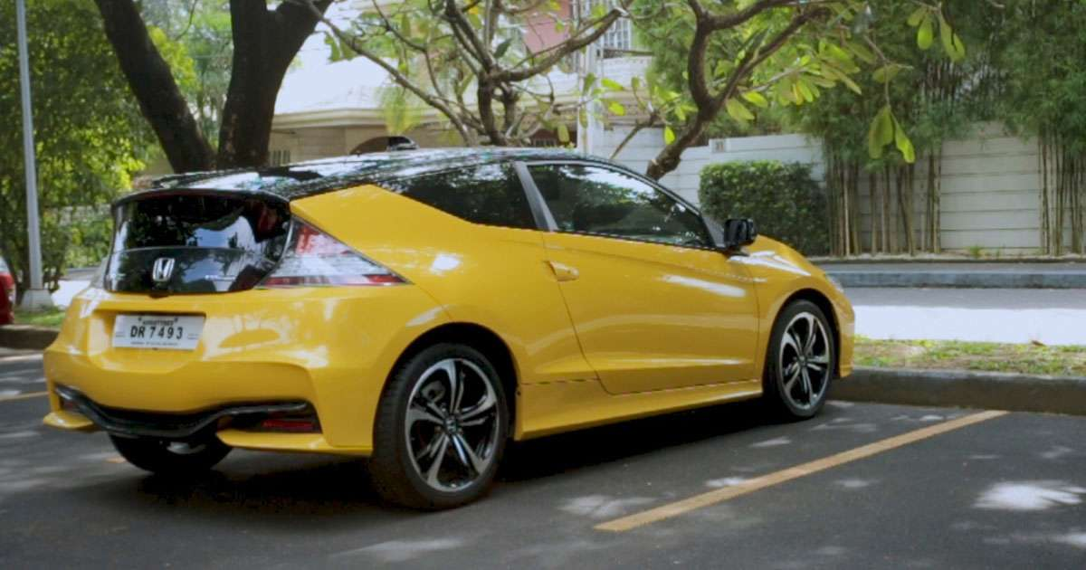 The Honda Cr Z Taught Us That Hybrids Can Be Fun And Exciting