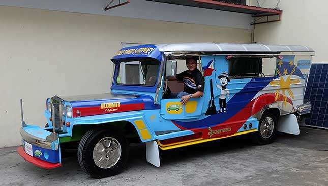 Sarao Motors eyeing partnership with a local e-jeepney ...
