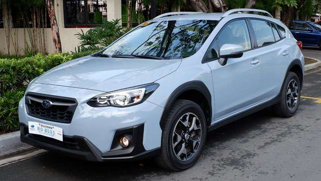 Review Subaru Xv 2 0i
