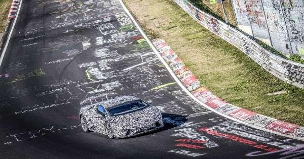 Lamborghini Huracan Performante Top Gear Philippines